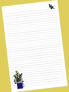 Freebie Friday - Free Printable Autumn Stationery Snail Mail Pen Pals, Open When Letters, Stationery Paper, Happy Mail, Free Printables, Fall, Autumn, Flip Books, Mail Ideas