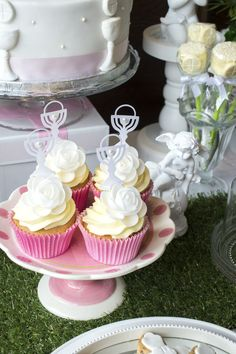 First Holy Communion sweet table decor First Holy Communion, Holi, Table Decorations, Sweet, Party, Desserts, Candy, Tailgate Desserts, Fiesta Party