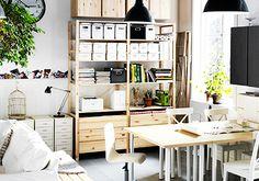 Regal von IKEA