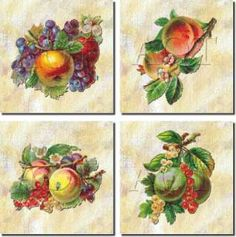 Awesome Fruit Paintings For Kitchen | PopScreen   Video Search, Bookmarking And  Discovery Engine | Kitchen Decor | Pinterest | Fruit Painting And Paintings