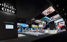 cisco live branding - Google Search Virtual Studio, Trade Show, Branding, Cool Stuff, Live, Lightbox, Set Design, Google Search, Exhibit