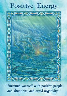 Oracle Card Positive Energy | Doreen Virtue - Official Angel Therapy Website