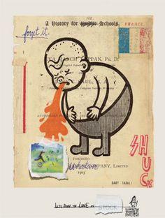Read more: https://www.luerzersarchive.com/en/magazine/print-detail/society-of-illustrators-new-york-38524.html Society of Illustrators, New York (Claim: Let's draw the line on ... stock.) Campaign for an illustration stock archive. Tags: Leo Burnett, Chicago,Noel Haan,Larry Day,Society of Illustrators, New York,Etienne Delessert,G. Andrew Meyer