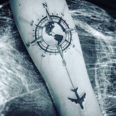 Travel tatt