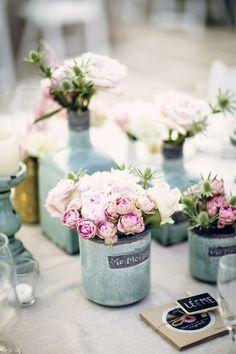 Detalles para bodas bonitas on pinterest escort cards for Mesas de centro bonitas