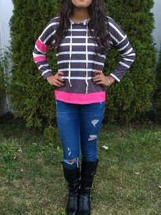 My Style Hoodie -- Spring Summer Fall Winter Fashion. www.psiloveyoumoreboutique.com