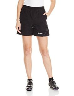 Women's Cycling Shorts - Canari Womens Aurora GEL Baggy Short >>> You can find more details by visiting the image link.