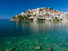Kavala, Greece Can't wait to go back one day! It was so beautiful! Oh The Places You'll Go, Cool Places To Visit, Places To Travel, Flora, Future Travel, Greek Islands, Greece Travel, Dream Vacations, Vacation Destinations