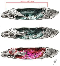 Cockpit design sketch of the EDI jet fighter in Stealth Fighter Aircraft, Fighter Jets, Starcraft, Vehicles, Behance, Studio Ghibli, Interesting Stuff, Airplanes, Engineering