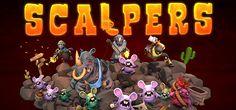 SCALPERS: Turtle & the Moonshine Gang på Steam