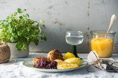 Plat Simple, Dairy, Cheese, Dinner, Food, Dumplings, Belgian Cuisine, Dining, Food Dinners