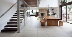 Comedores de estilo Moderno por Nicolas Tye Architects
