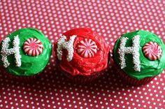 Christmas Cupcake Decoration ideas : Let's Celebrate!