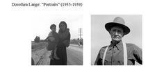 Dorothea Lange on Portrait Photography Masters - a Very Subjective List by Delicious Presets.    #portraitphotography #portraits #portraitphotographers