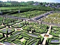 Jardin de Villandry, France