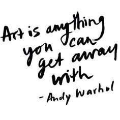 Andy Warhol Quotes Fair Motion Reel