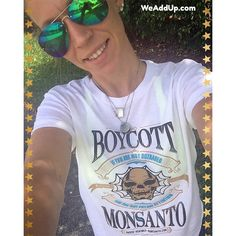 Will YOU Boycott Monsanto with us?  #marchagainstmonsanto  #monsantosucks  #stopmonsanto  #fuckmonsanto  #labelgmos  #boycottmonsanto  #organic  #organicfood  #organico  #organiccotton  #organicliving  #organiclife  #organicgarden  #organicgardening  #organicfarming  #organicbeauty  #gmofree  #nogmo  #nogmos  #occupy  #bees  #savethebees  #ecofriendly