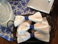 ~ I'M NOT MESSY... I'M JUST BUSY ~: Bowtie Baby Shower