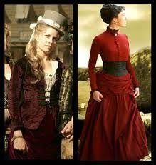 Love the ladies of Deadwood!