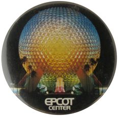 Epcot Center | Busy Beaver Button Museum