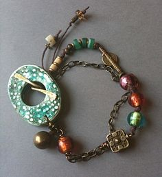 Beading by Malin de Koning: New bracelet and other activities
