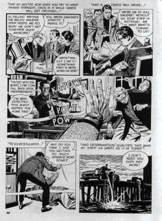 The Success Story by Archie Goodwin and Al Williamson