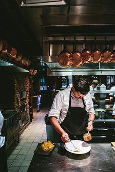 Blackberry Farm's Executive Chef Joseph Lenn. Photos by Andrew Cebulka.