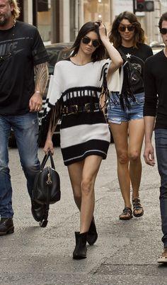 Fashion Trends : Top 10 Hitzefrei-Looks | Harper's BAZAAR – Kendall Jenner