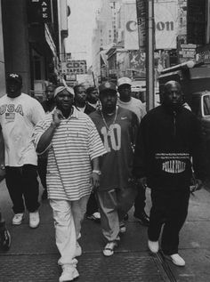 Westside Connection or Ice Cube, Mack 10, WC (Dub C) and crew.  Found at Hip Hop since 1992 Tumblr