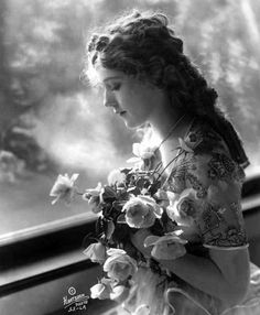Mary Pickford, my grandmother loved her.