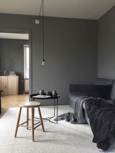 Find dark living rooms interior design only on this page Living Room Small, Living Room Grey, Living Room Interior, Masculine Living Rooms, Living Room Cushions, Living Room Decor Inspiration, Interior Inspiration, Design Inspiration, Interior Minimalista