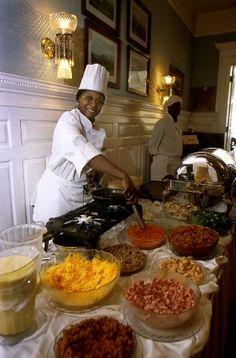 Omelette Station www.jekyllclub.com