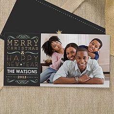 Tis' The Season Digital Photo Postcards ... I love the design of these!!!