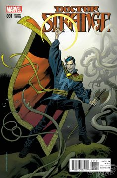Your first look at art and covers from Doctor Strange by writer Jason Aaron and artist Chris Bachalo, on sale October 2015 from Marvel Comics. Marvel Doctor Strange, Doc Strange, Strange Art, Bizarre Art, Marvel Comic Character, Comic Book Characters, Marvel Characters, Comic Books Art, Comic Art