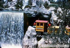 Mine Train Thru Nature's Wonderland (Disneyland)
