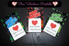 Pop Rocks Valentine
