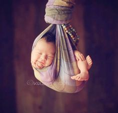 Sleeping Baby Photography by Tracy Raver
