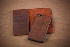 Artisan iPhone Wallet Case