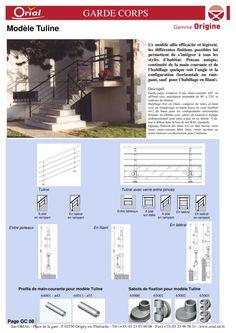 garde corps divi balcony pinterest balcons. Black Bedroom Furniture Sets. Home Design Ideas