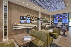 Dijck2 optician shop by WSB, Delft – Netherlands » Retail Design Blog
