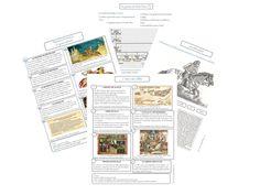 Séquence sur le Moyen-Age (laclassedestef)  (doc élève, questionnaire, TE, diaporama)