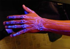 8 Best Glow In Dark Tattoos Images Dark Tattoo Uv Tattoo Amazing