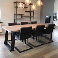 Dinner Table, Sweet Home, House Ideas, New Homes, Houses, House Design, Decorating, Interior, Room