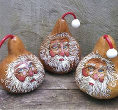 Hey, I found this really awesome Etsy listing at http://www.etsy.com/listing/172665859/large-santa-gourd-free-shipping