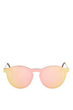 purchase cheap 6afe1 7af9c LUNAR Rimless Preppy Sunglasses