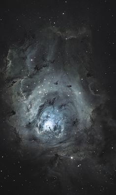 Lagoon Nebula, Blastronaut