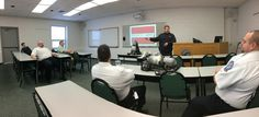 Scott Air Pak end user training for our Program Managers.