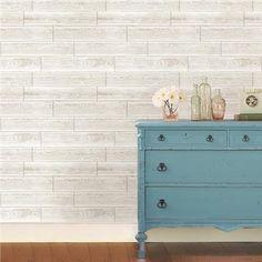 NU1930 - Serene Cream Peel and Stick Wallpaper - by NUWallpaper