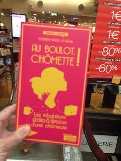 Chômette  à la FNAC de Nantes par Marie Devaux