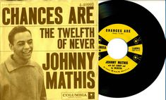 Johnny Mathis - Chances Are (in rare True Stereo)